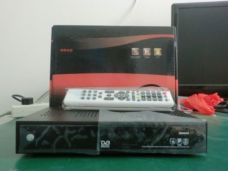Decodificador Satelital Hd y Full Hd S930a $95000