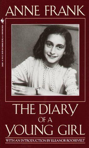Anne Frank: The Diary of a Young Girl: Worth Reading, Books Worth, Diaries, Favorite Book, Anne Frank, Annefrank, Young Girls