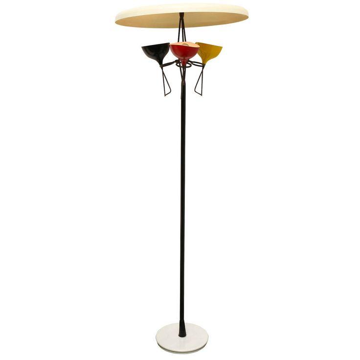 Stilnovo Floor Lamp  Unusual Floor LampsModern. 379 best MCM Floor Lamps images on Pinterest   Floor lamps  Mid