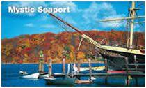 Mystic Seaport, New England