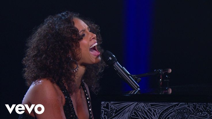 Alicia Keys - Diary (Piano & I: AOL Sessions +1)