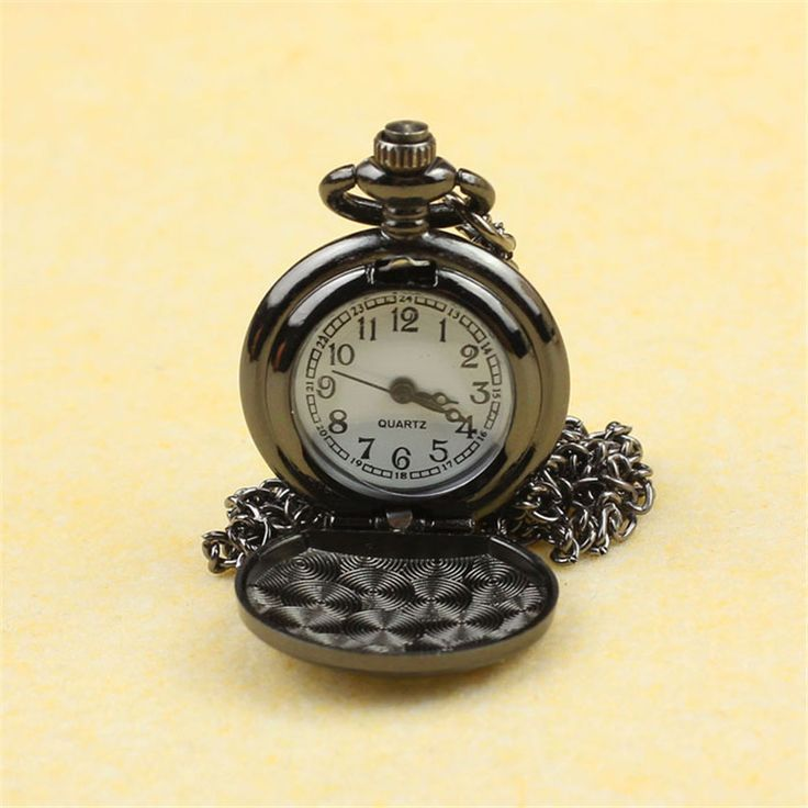$2.77 (Buy here: https://alitems.com/g/1e8d114494ebda23ff8b16525dc3e8/?i=5&ulp=https%3A%2F%2Fwww.aliexpress.com%2Fitem%2FRelogio-Feminino-Fashion-Vintage-Black-Roman-Numerals-Stainless-Steel-Quartz-Pocket-Watch-Relojes-Mujer-High-Quality%2F32790704412.html ) Relogio Feminino Fashion Vintage Black Roman-Numerals Stainless Steel Quartz Pocket Watch Relojes Mujer Pendant Necklace Clock for just $2.77
