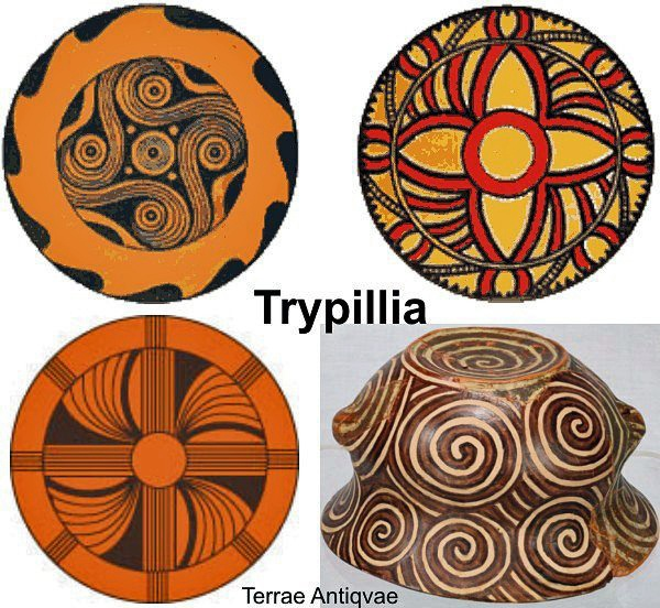 Cucuteni Trypillian culture  .
