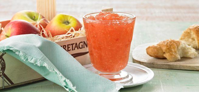SweetFamily von Nordzucker: Rezept für Apfelkonfitüre mit Cidre