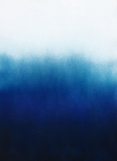 Northern Light, Blue by Anne Nowak | Poster from ...