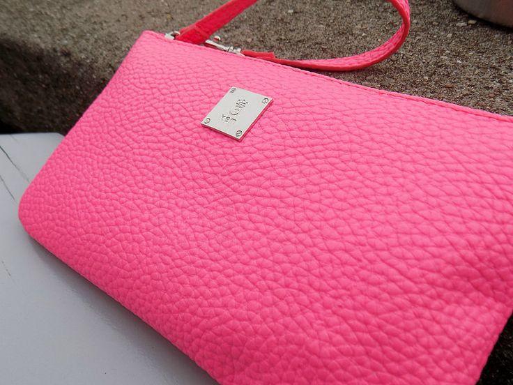 pink Kem purse