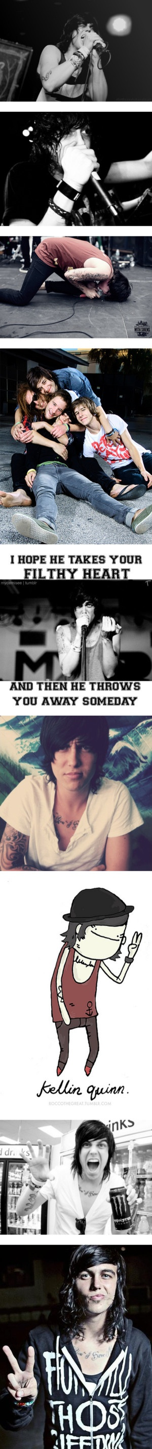 """""""Kellin Quinn"""" by gabrap ❤ liked on Polyvore"""