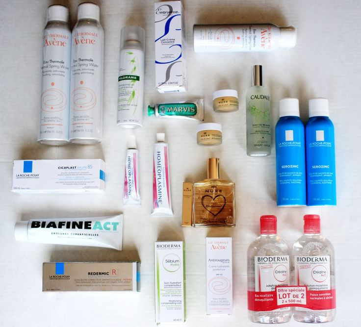 +BTSmakeup // French Pharmacy Finds