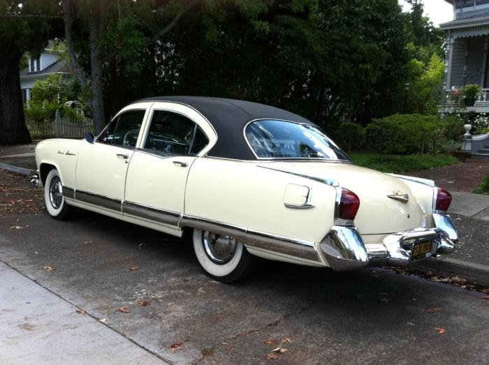 1953 kaiser dragon cars i like a lot pinterest cars. Black Bedroom Furniture Sets. Home Design Ideas
