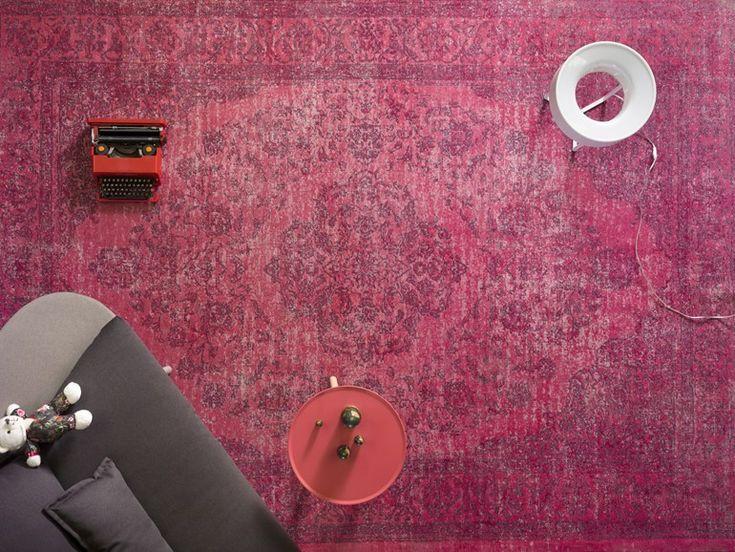Tappeto rettangolare in cotone ALADINO by Miniforms