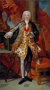 José I (1714 - 1777). Son of Joao V and Maria Anna of Austria. He married Maria Victoria of Spain and had four daughters.