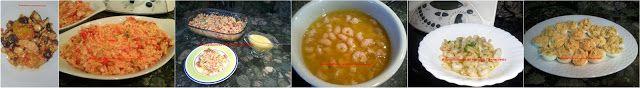 Recopilatorio de recetas thermomix: Menú completo navidad (recopilatorio recetas) ther...