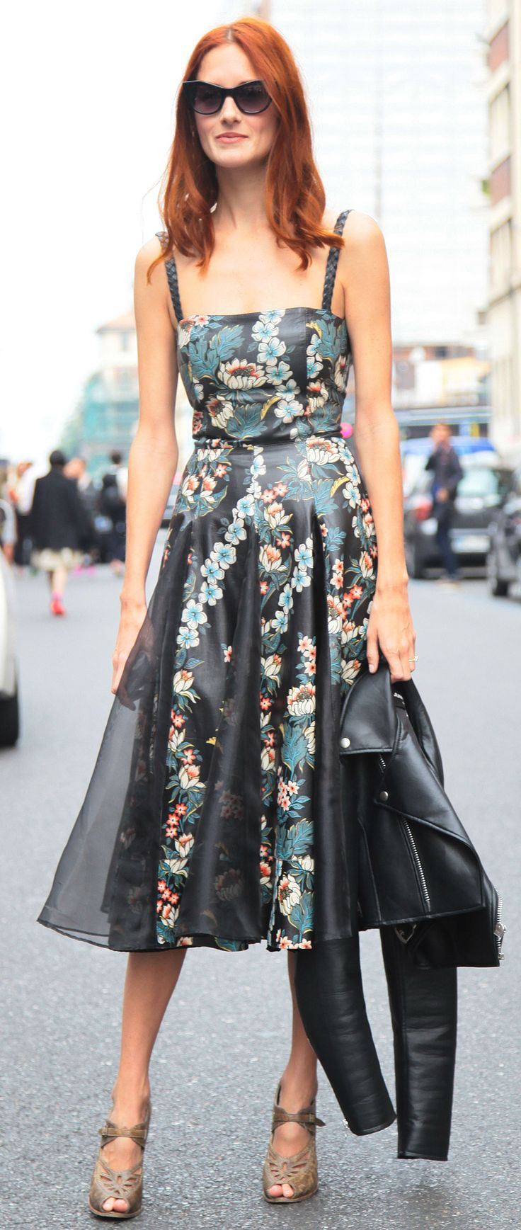 Your Street Style Field Guide From NYC to Paris #streetstyle #taylortomasihill
