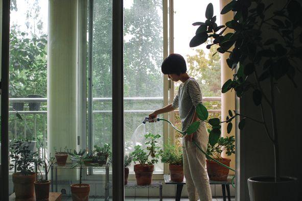 접시를 따라간 집 / around magazine vol.28 / photograph by bak soyoung