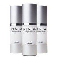 Renew Collagen Serum Review With Video – Eliminate Your Wrinkles And Fine Lines With Renew Collagen Serum! #Skincare #Skincaretips #AntiagingSerum #WrinkleFreeSkin #SmootherSkin #Review2016
