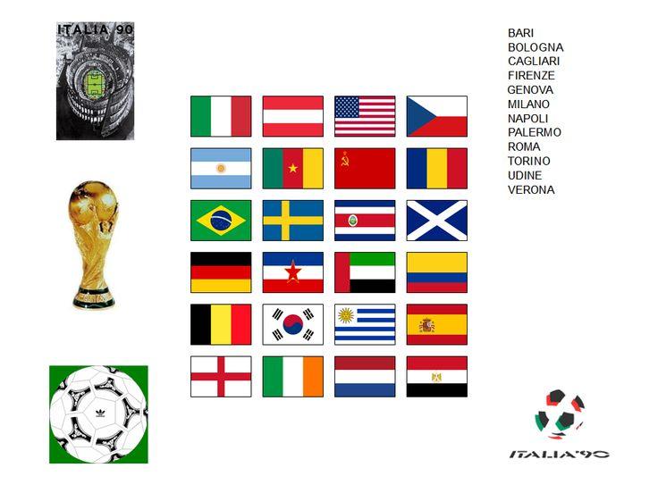 Campionato mondiale di calcio 1990 ITALIA