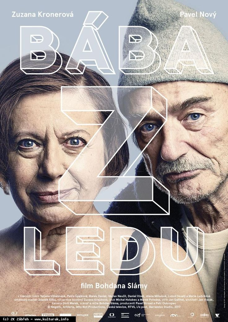 Bába z ledu (Ice Mother) by Bohdan Sláma Czech Republic's #Oscars2018 entry