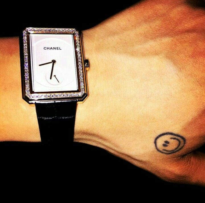 Nice watches by chanel