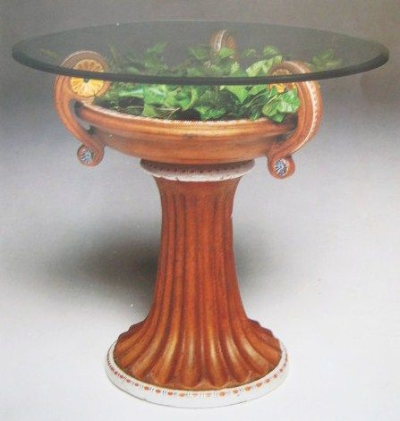 Italian Pottery, Fountains, Tables,lamps U0026 Other Products Produced In Italy