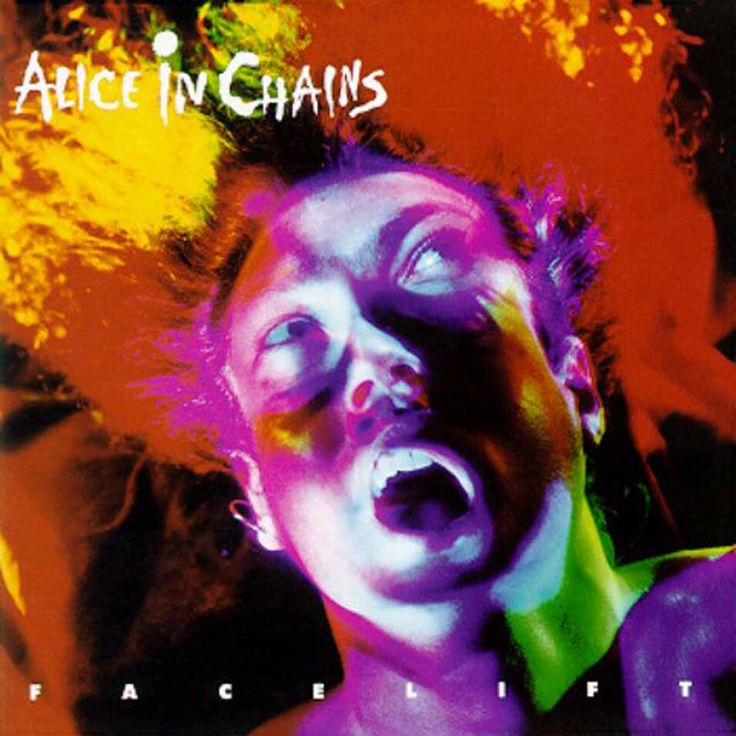 Alice in Chains-Facelift-1990