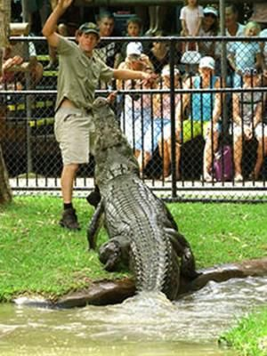 Steve Irwin's Australia Zoo Sunshine Coast