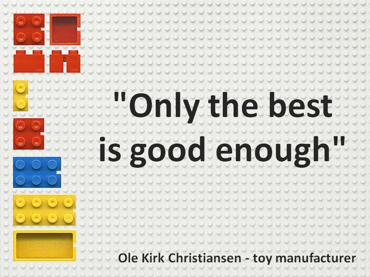 ... Kirk Christiansen - toy manufacturer | Design / Creativity Quotes: https://www.pinterest.com/pin/553731716657100050