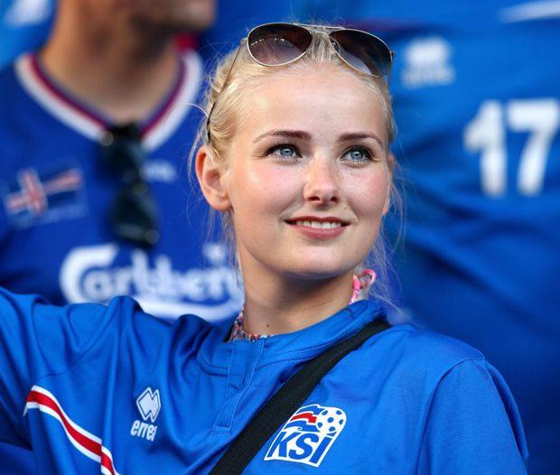 En imágenes: Las chicas de la Eurocopa 2016