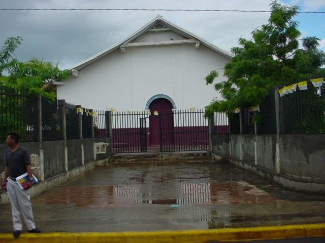 San José de Tipitapa  MUNICIPIO DE TIPITAPA, MANAGUA NICARAGUA MANFUT.ORG