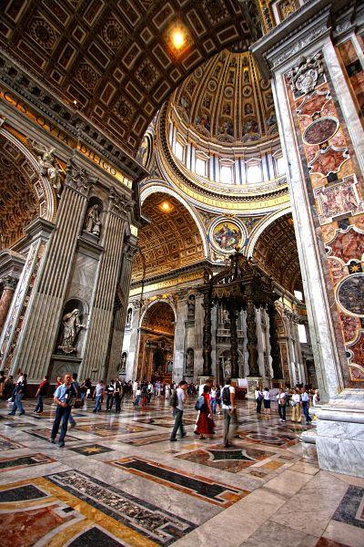 Roma · El Vaticano / Architecture