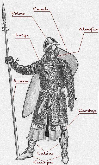 Vestir en la Edad Media | Arque Historia -guerrero