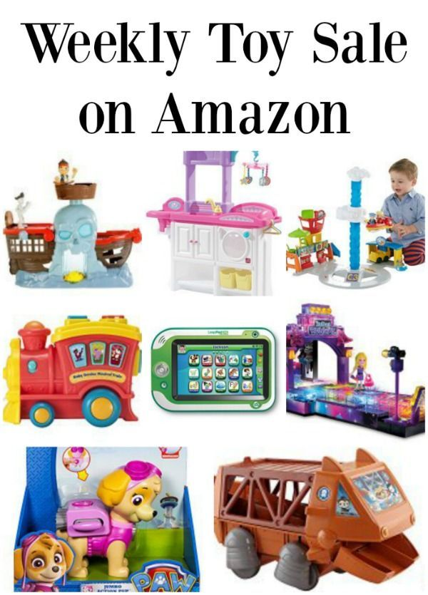 Amazon Toys on Sale! Weekly Digest