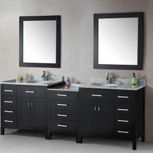 Images Of Bathroom Vanities With Two Sinks