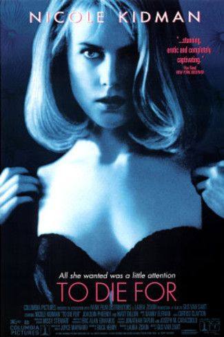 To Die For Movie Nicole Kidman Original Poster Print Posters at AllPosters.com