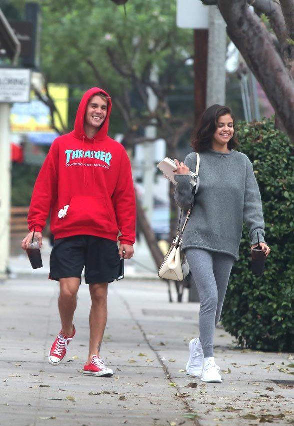 Nueva cita, abrazo incluido, de Selena Gomez y Justin Bieber, ¿recuerdas cómo fue su historia de amor