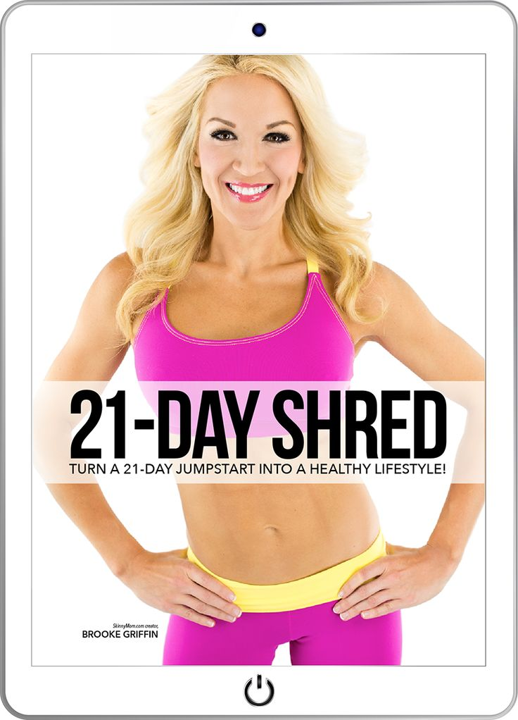 Want to lose weight in just three weeks? The 21-Day Shred will get you started!