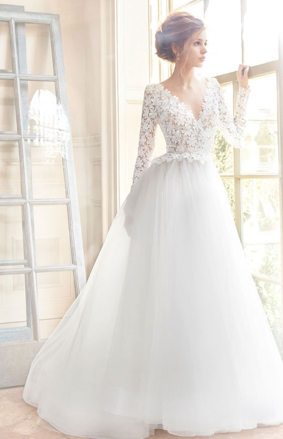 Featured Dress: Tara Keely; Wedding dress idea.
