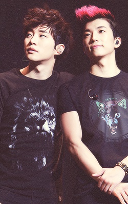 my 2 favorites junho and wooyoung....2pm