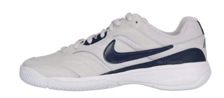 Nike Court Lite Vast Men's Tennis Shoes Shoe Gray Racket Racquet NWT 845021-044 #Nike