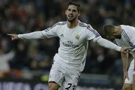 Di Real Madrid, James Rodriquez Ingin Contoh Isco – James Rodriquez sudah menemukan sosok pemain yang dapat menjadi pantutan dirinya. Isco adalah salah satu pemain yang paling berkesan untuk Rodriquez