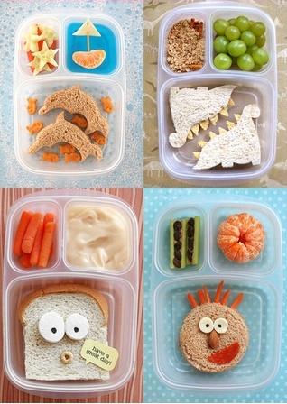 Cute & Creative Snacks for Kids