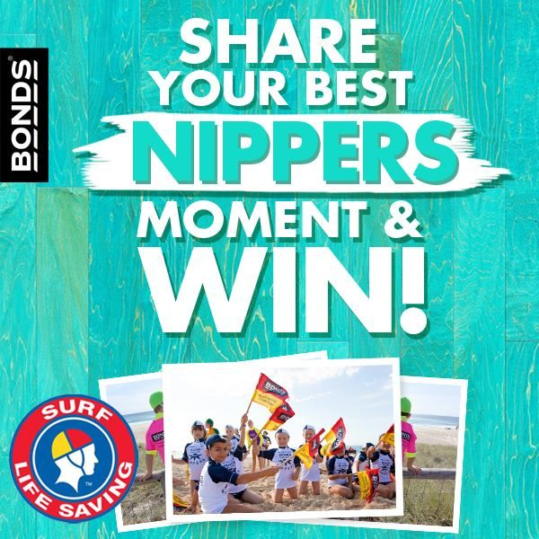 CALLING ALL NIPPERS! As proud Community Sponsors of the Nippers, we want you to share a photo of your best Nippers moment for your chance to WIN $1,000 for your surf life saving club! PLUS 3 x runners up will also get a $100 Bonds voucher.   Enter here: http://bit.ly/WinNippers, or on mobile here: http://bit.ly/WinNippersMobile
