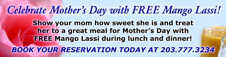 #mothersday #sitarnewhaven #nhv #gscia #mangolassi
