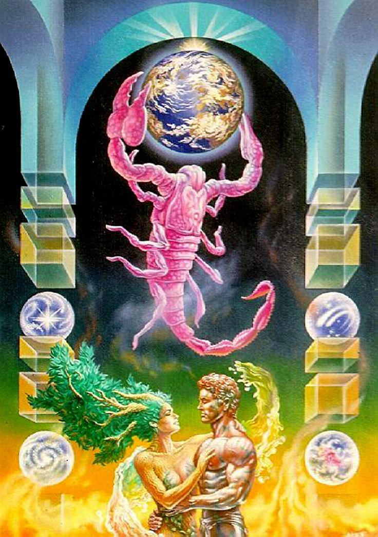scorpion par Michele Lamberti