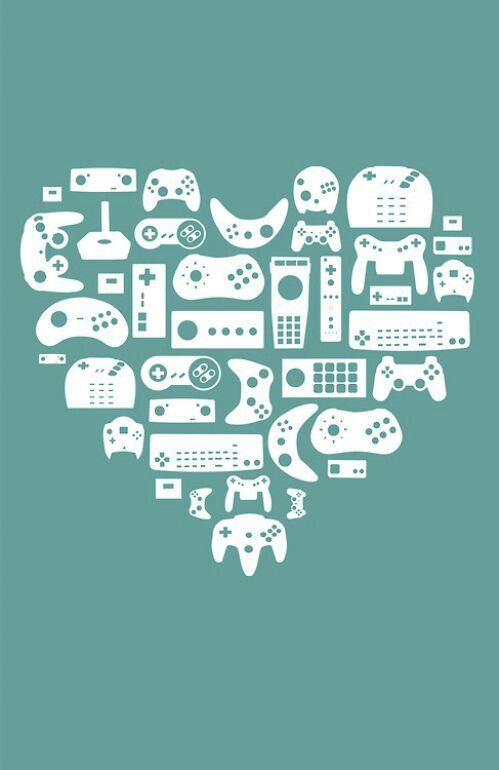 Gamer love