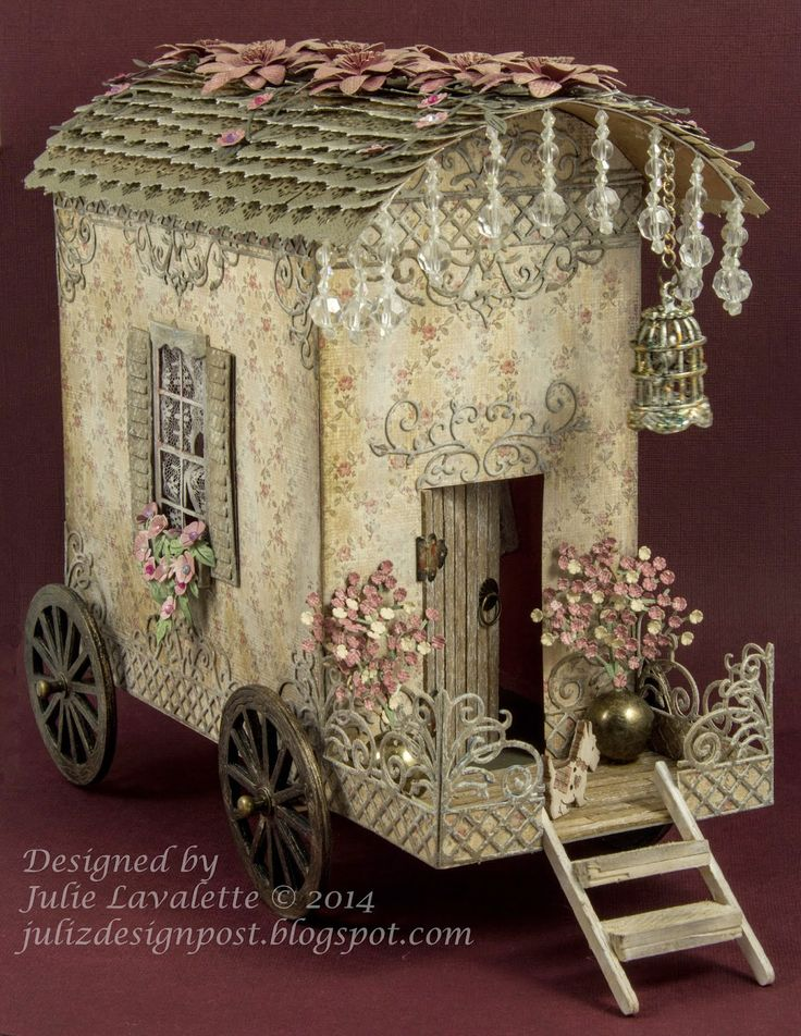 #cheeryld I will instead show you pictures around my wagon with little snippets of info. Dies used: B386 Wagon Wheel; B406 Lattice Valance Border; FRM151 Shuttered Window with Flower Box; B376 Tiny Flower Kit; B338 Black-eyed Susan Strip; B387 Tiny Fanciful Flourish Left & Right; B291 Mini Fanciful Flourish Right; B117S Mini Fanciful Flourish Left; B364 Baby's Breath Flower Kit; B178 Flourish Leaf Strip; B399 Hinges http://www.cheerylynndesigns.com
