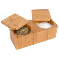 Contemporary Spice Jars And Spice Racks by Trademark Innovations
