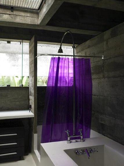 Cool bathroom...