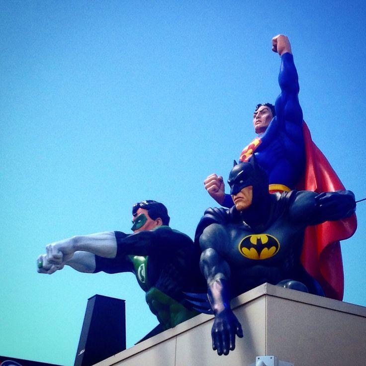 Movie world marvel heroes