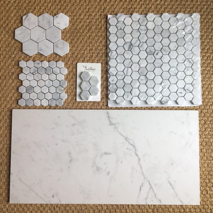 Why we love porcelain for our bathroom tile material
