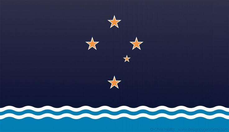 southern-cross-over-teal-ocean.jpg 800×463 pixels #nzflag #flags #NZ #southerncross